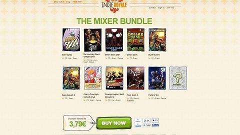 The Mixer Bundle od Indie Royale