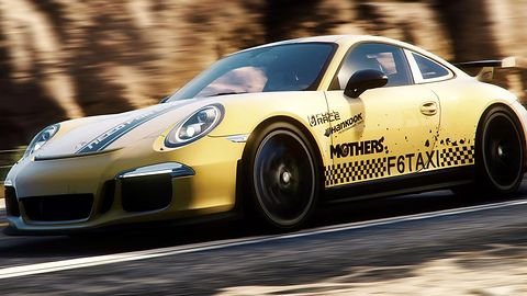 Nowy zwiastun Need for Speed: Rivals — Racer Personalization