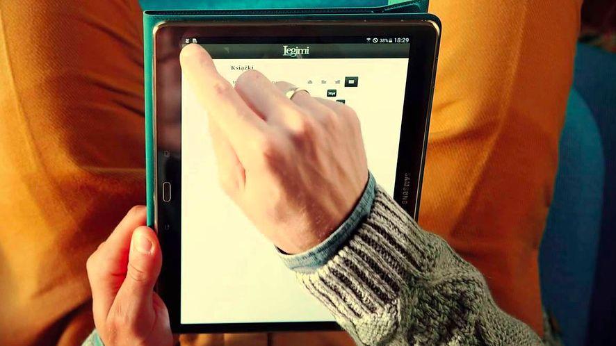 Dzięki Samsungowi i Legimi w abonamencie posłuchamy audiobooków