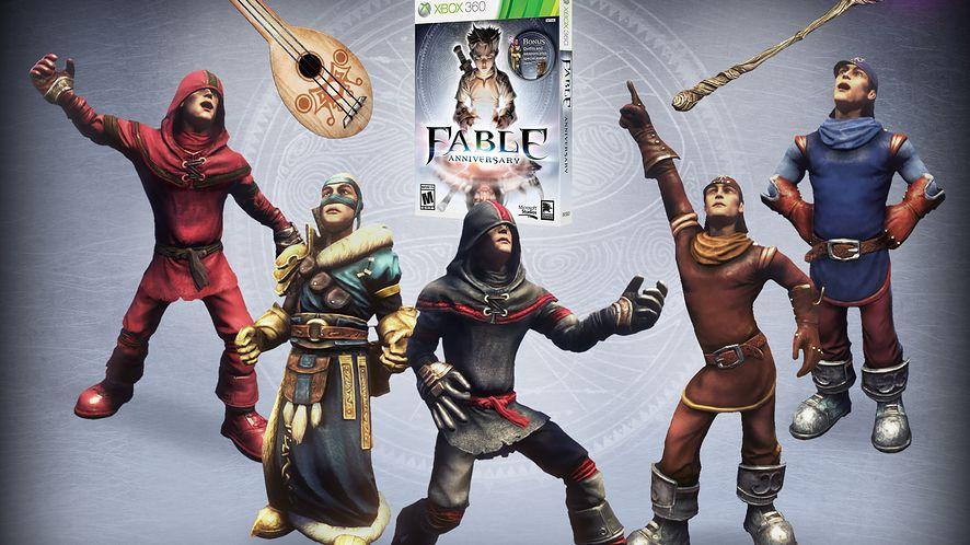 Premiera Fable Anniversary 7 lutego, nakład premierowy dostanie bonusowe DLC