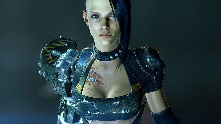 Czy seksowna Bombshell ma szansę stać się postacią tak popularną jak Duke Nukem?