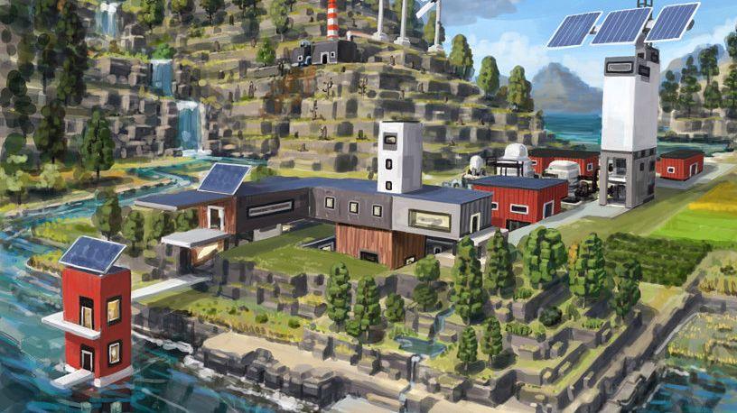 Eco, czyli ekologiczny Minecraft z symulowanym ekosystemem