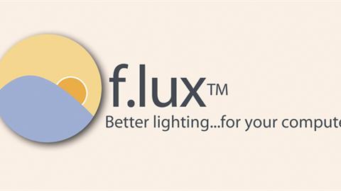 f.lux - program zapewniający łatwe zasypianie zaktualizowany