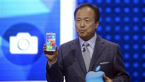 Samsung — godny następca Apple'a