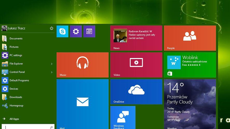 Testujemy Windows 10: przegląd zmian i nowości w wersji Technical Preview