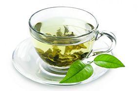 Pij zieloną herbatę na zdrowie