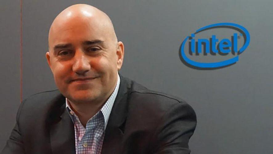 Chris Hook, fot. Materiały prasowe firmy Intel