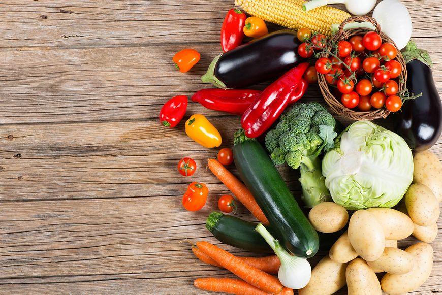 Niektóre warzywa