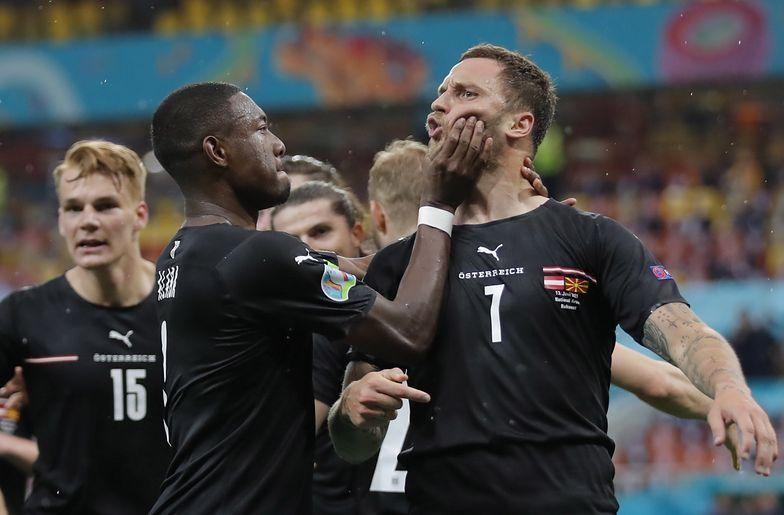 Euro 2020. Austriak przekroczył wszystkie granice. Skandal podczas meczu