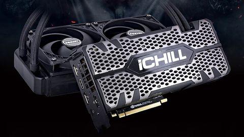 Inno3D GeForce RTX 2080 iChill Black. Fabryczne chłodzenie cieczą w grafice