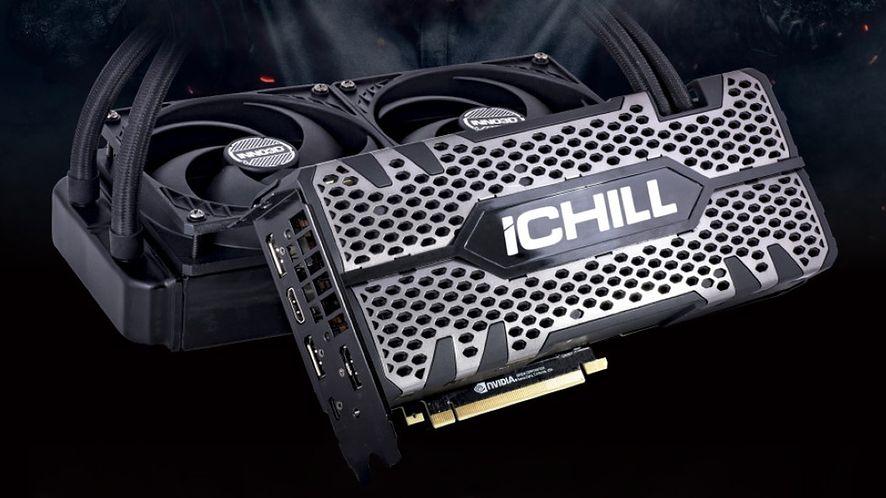 Inno3D GeForce RTX 2080 iChill Black (fot. Inno3D)