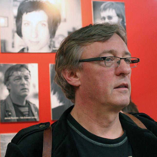 Janusz Rudnicki: ''Transparent 'Macice wyklęte' jest jak najbardziej na miejscu''