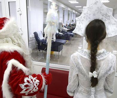 Belgia. Św. Mikołaj odwiedził dom opieki. Potem zmarło 26 osób