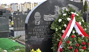 Na powtórnym pogrzebie płk. Jarosława Florczaka nie było delegacji BOR.