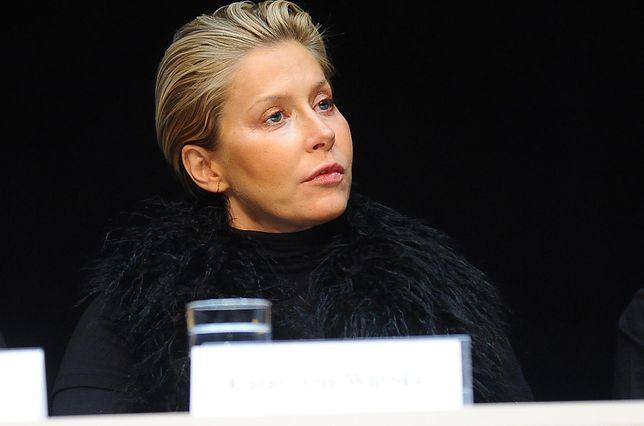 Katarzyna Warnke podczas Festiwalu Polskich Filmów Fabularnych
