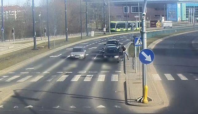#dziejesiewmoto: brawurowe zatrzymanie pijanego kierowcy