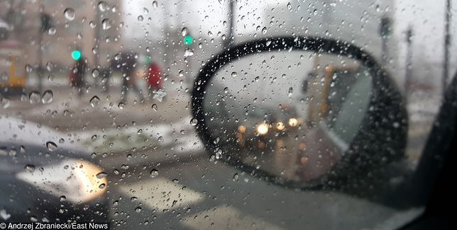Niebezpieczna pogoda. IMGW ostrzega