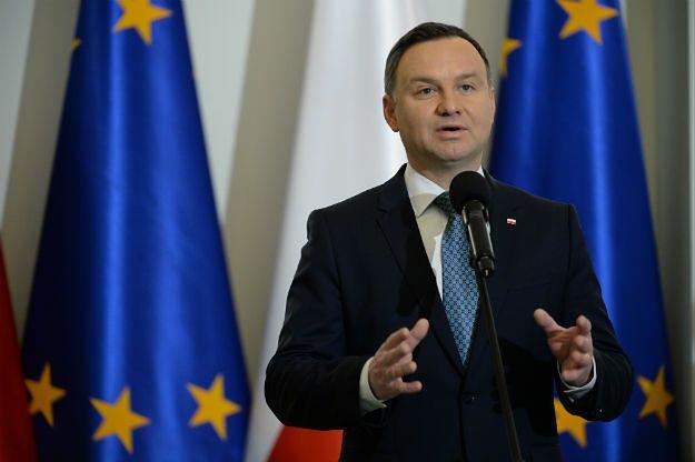 Andrzej Duda stanowczo o konwencji antyprzemocowej i aborcji