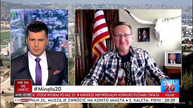 Wojciech Cejrowski w TVP Info przedstawił wiele nieprawdziwych informacji.