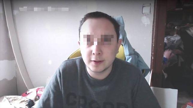 Patostreamer z Torunia Daniel Z. i jego matka zostali zatrzymani. Pochwalali atak na prezydenta Adamowicza