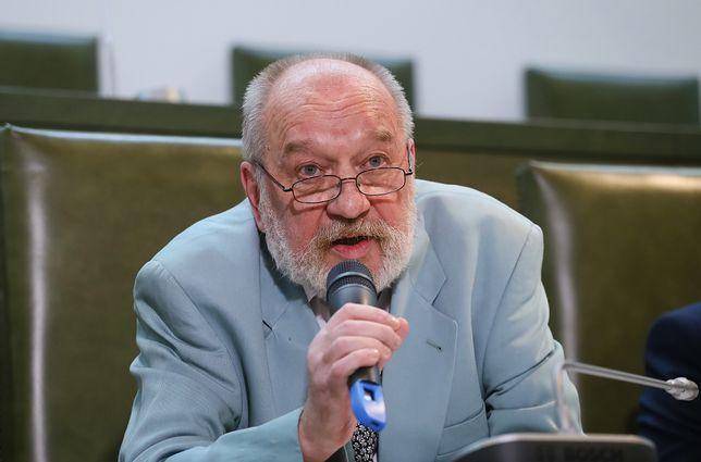 Józef Iwulski odpierał oskarżenia