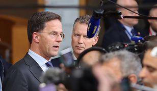 Mark Rutte, premier Holandii przez koronawirusa nie mógł pożegnać się ze swoją matką