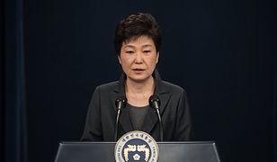 Prezydent Korei Płd. gotowa do współpracy z prokuraturą ws. afery