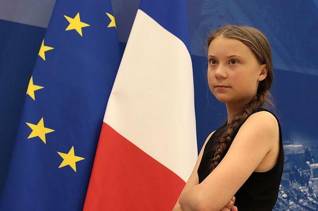 Greta Thunberg podróżniczką w czasie? Ludzie udostępniają zdjęcie z 1898 roku