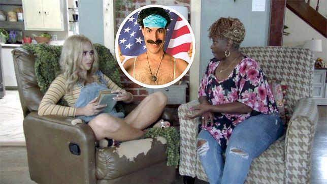 Janice Jones (po prawej) myślała, że występuje w filmie dokumentalnym