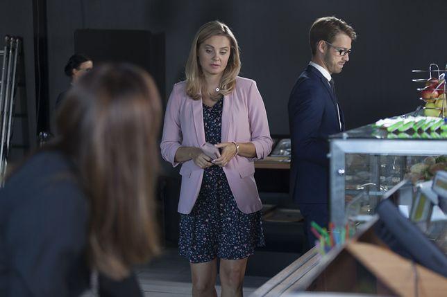"""""""Przyjaciółki"""", odcinek 6 sezon 8, 6.10.2016: Inga jest w ciąży?"""