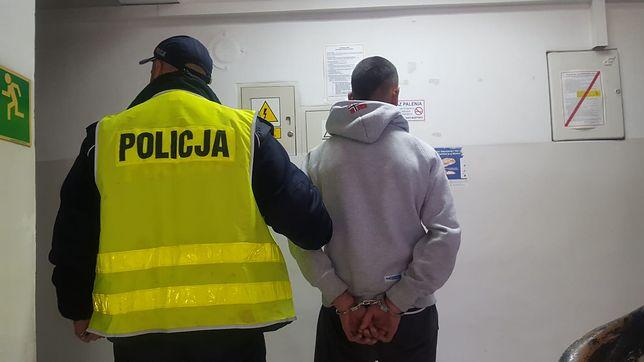 33-latek został zatrzymany tego samego dnia, kiedy miał napaść chłopca