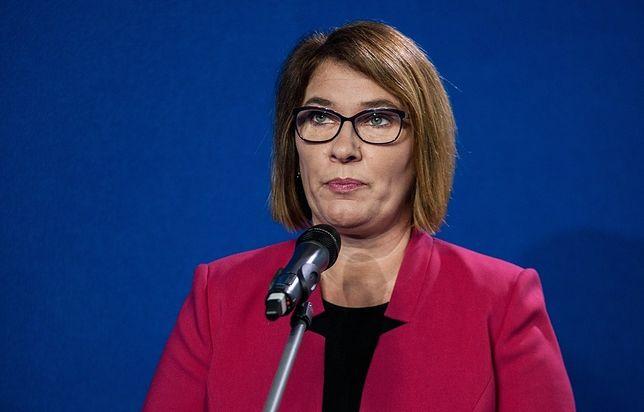 Beata Mazurek oburzyła Szwedów