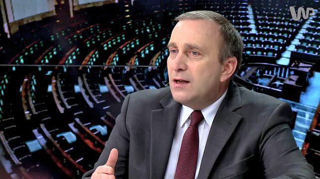 Grzegorz Schetyna odniósł się do partyjnych sondaży i przewagi PiS