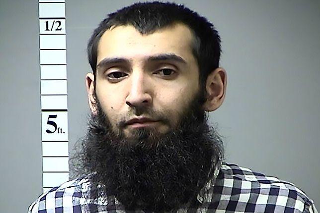 Sprawca ataku terrorystycznego w USA
