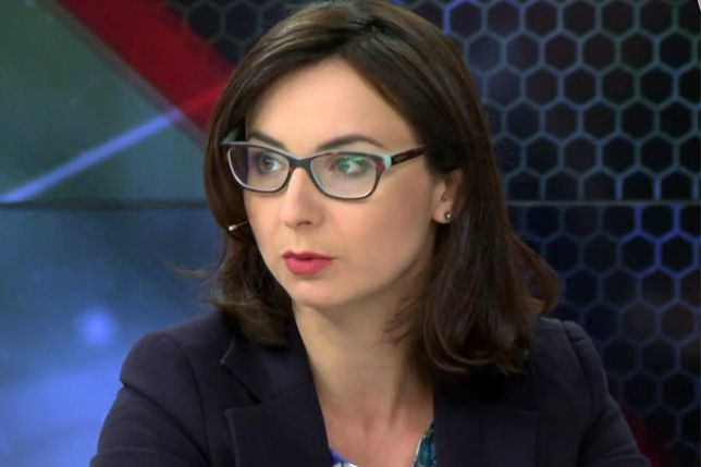 Kamila Gasiuk-Pihowicz pozostała szefową klubu Nowoczesnej
