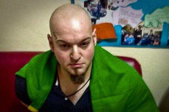 Włoski nacjonalista zranił co najmniej 6 osób