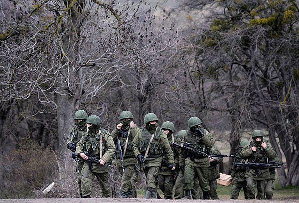 40 tysięcy rosyjskich żołnierzy przy granicy z Ukrainą