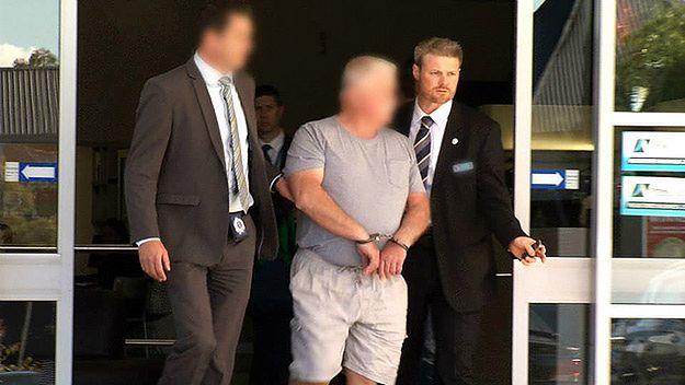 Leonard John Warwick w areszcie. Po 30 latach złapano sprawcę ataków bombowych w Sydney