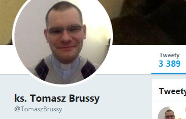 Ksiądz Tomasz Brussy