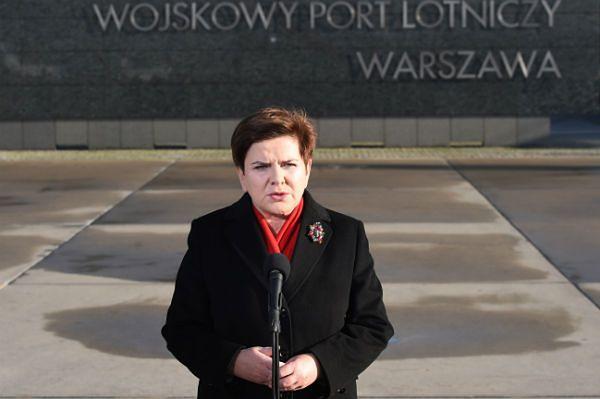 Beata Szydło: stanowisko Polski ws. emigrantów niezmienne