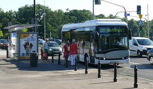W Warszawie testują elektryczny autobus