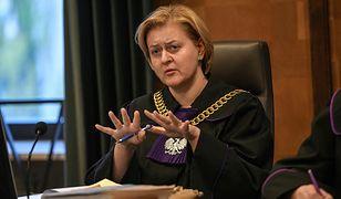 Joanna Bitner pozostanie prezesem Sądu Okręgowego w Warszawie
