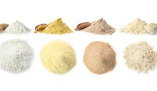Czym zastąpić tradycyjną mąkę?