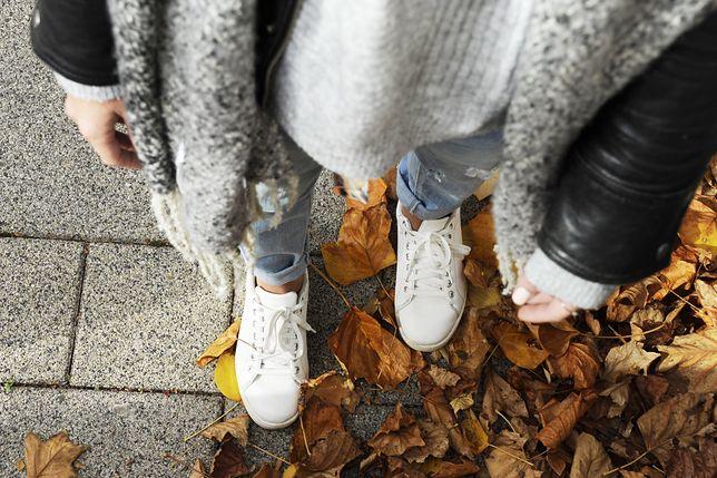Stylowe sneakersy możesz nosić przez cały rok