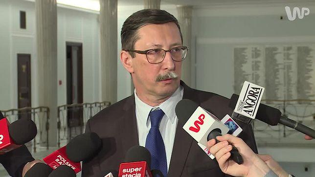 """""""Problem majątku żydowskiego z 1939 roku"""". Prof. Jan Żaryn wskazuje, o co chodzi w sporze polsko-izraelskim"""