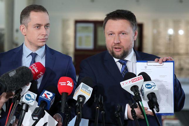 """ABW wysłało wezwania przedsądowe do posłów PO. """"Próba zastraszenia"""""""