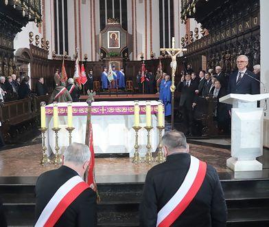 Msza w warszawskiej archikatedrze św. Jana Chrzciciela