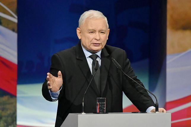 Wybory parlamentarne 2019. Na partię Jarosława Kaczyńskiego głos oddałoby 40 proc. ankietowanych
