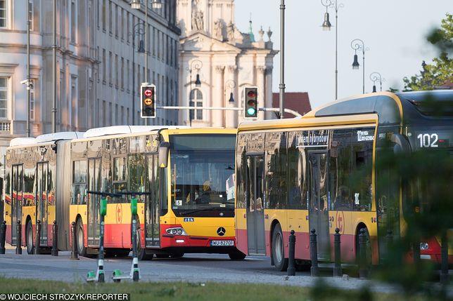 ZTM Warszawa duże zmiany w komunikacji autobusowej