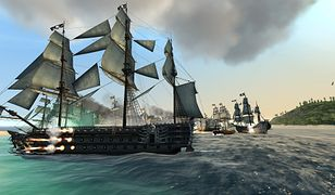 "Screen z gry ""The Pirate: Plague of the Dead"""